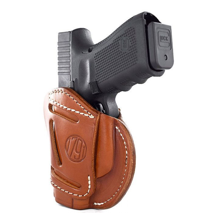 3WH – 3 Way Leather Belt Holster