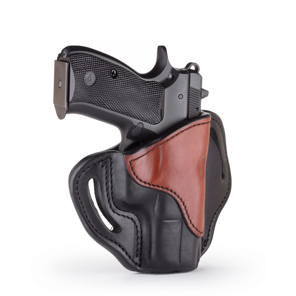 BH2 1 – Open Top Multi-Fit Belt Holster 2 1