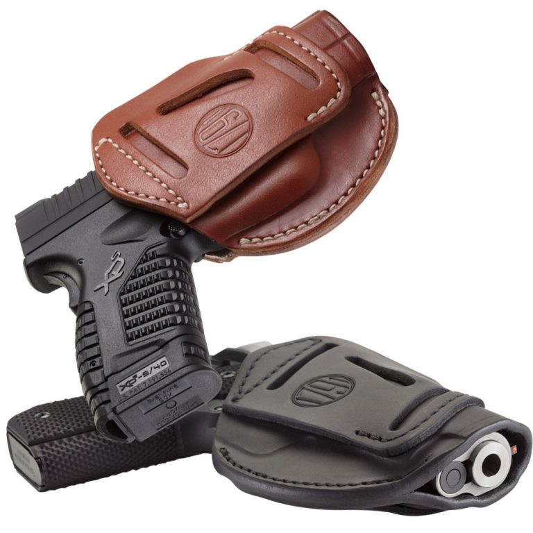 3 Way Concealment Leather Holster 1791 Gunleather