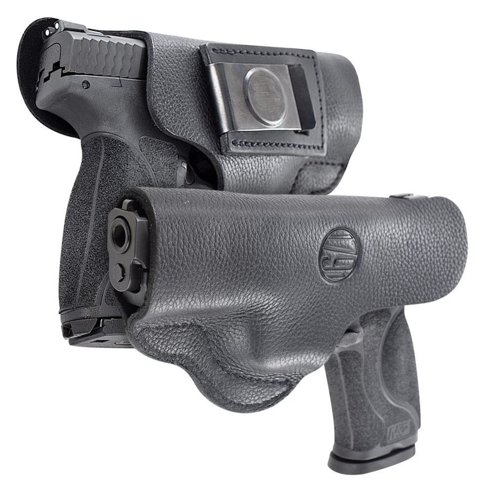 Smooth Concealment Holster | 1791 Gunleather
