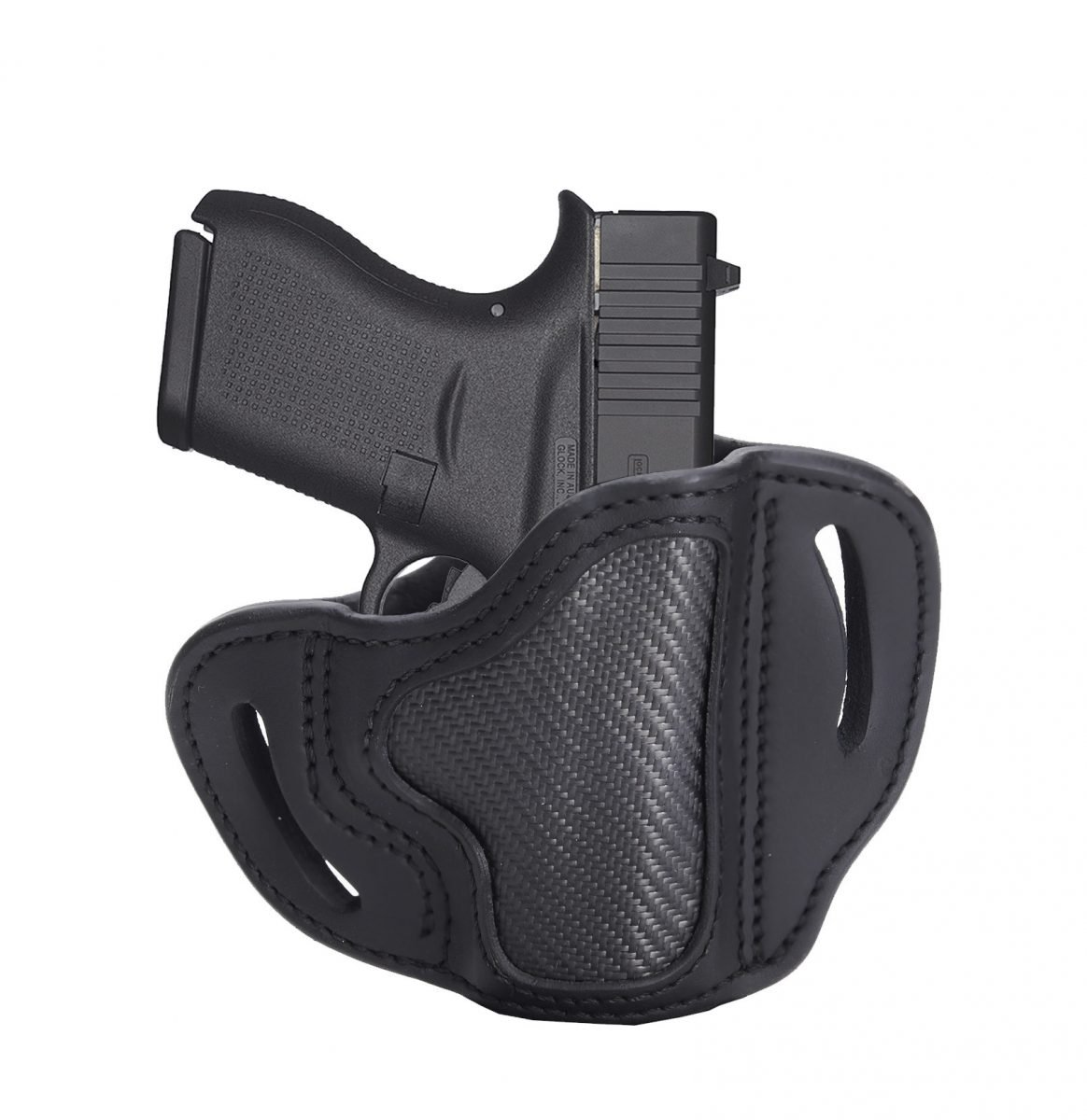 Belt Holster Compact Ideal For Glock 43 1791 Gunleather