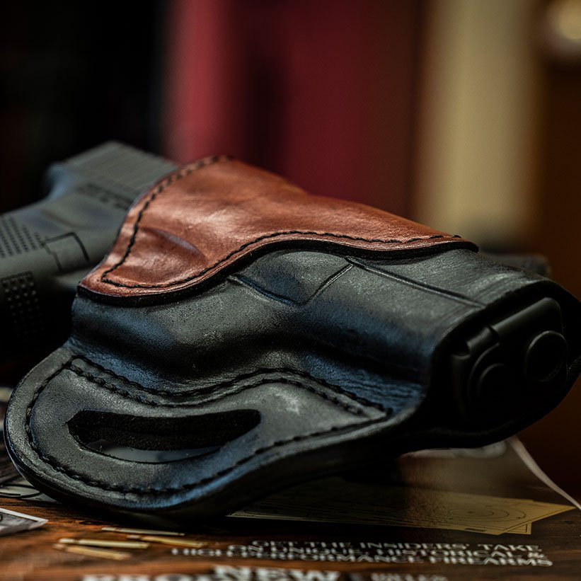 HOW TO BREAK IN & PRESERVE YOUR LEATHER HOLSTER