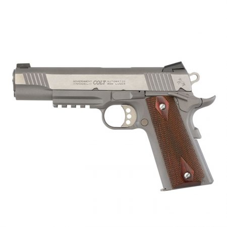 Colt 1911 w/ Rail