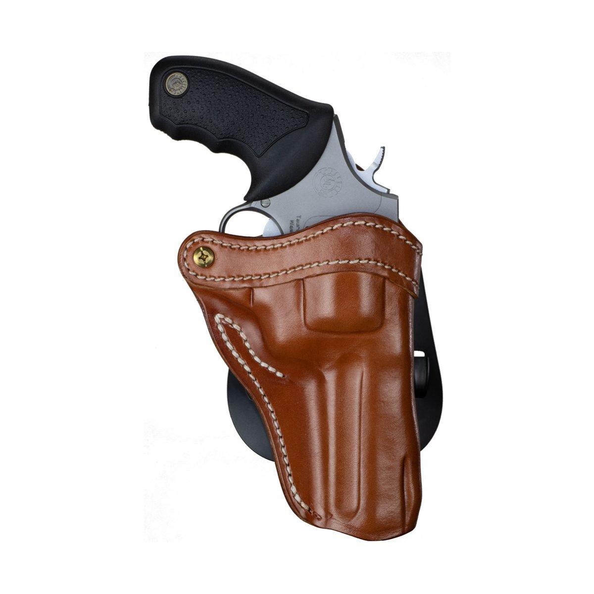 Paddle Holster Revolver 2