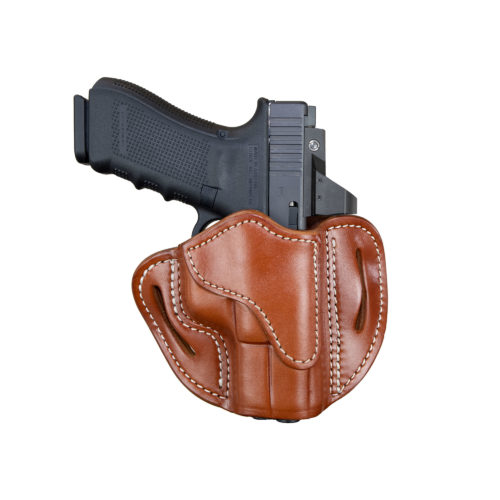 4 Way Holster Gun Leather Premium | 1791 Gunleather
