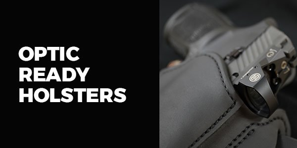 Optic Ready Holsters